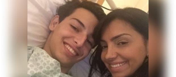 Morre filho da cantora Eyshila e fãs lamentam