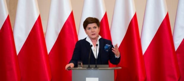 Premier Rady Ministrów, Beata Szydło