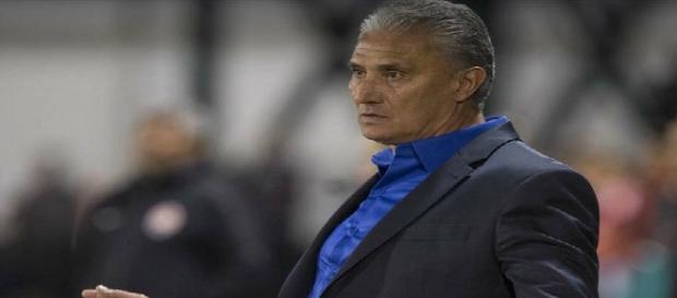 Tite escolhido técnico da Seleção Brasileira