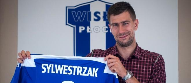 Kamil Sylwestrzak piłkarzem Wisły Płock