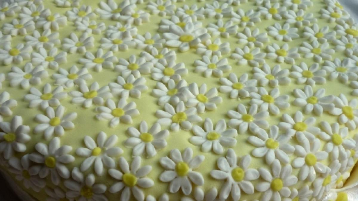 Ricetta Della Torta Alla Crema Di Limone