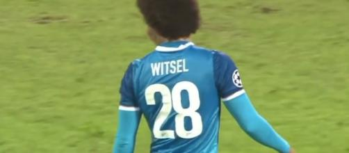 Axel Witsel, centrocampista dello Zenit San Pietroburgo