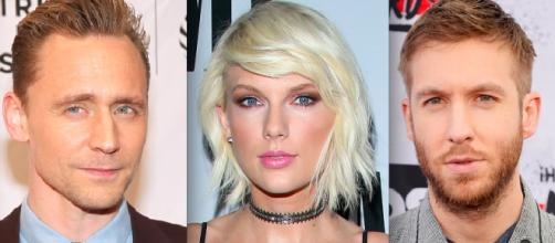 Calvin Harris ficou chocado com romance de sua ex