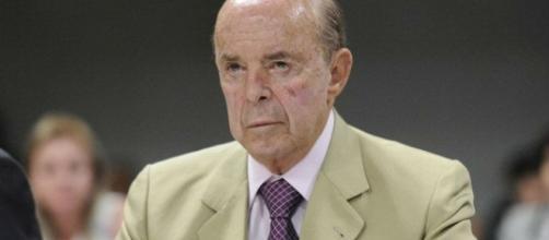 Governador de RJ em exercício, Francisco Dornelles (Foto: O Vale)