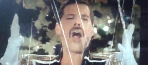 Il mitico cantante dei Queen 'Freddie Mercury'
