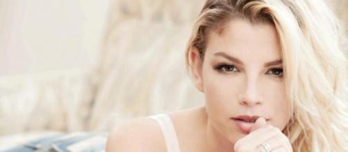 La cantante italiana Emma Marrone.