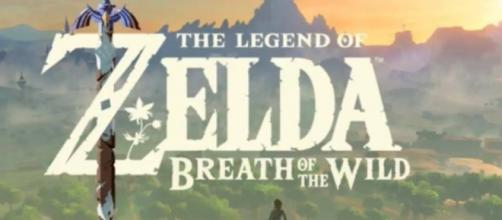 Legend of Zelda:Breath of the Wild/Image via YouTube
