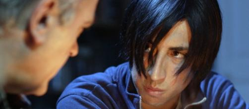 Merlí (Francesc Orella) da clases a Ivan (Paco Poch), el personaje más complejo de la serie.