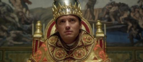 The Young Pope, serie tv con Jude Law