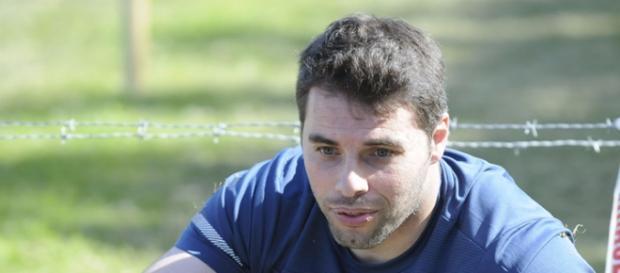António Soares vai completar ao todo 1805 km a pé