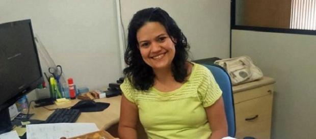 Após 10 anos de estudo, Gabriela realizou o sonho trabalhar na Polícia Federal