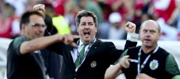 Bruno de Carvalho recusou fazer história