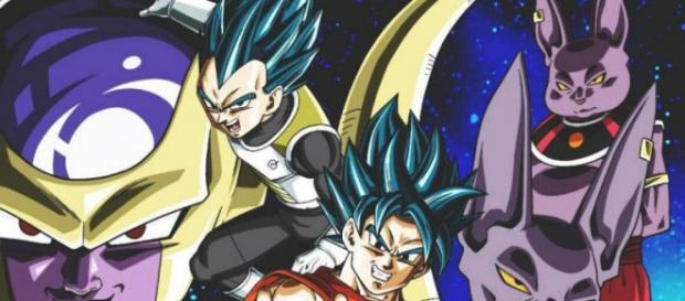 En esta saga aparecen personajes cuyos poderes son inimaginables