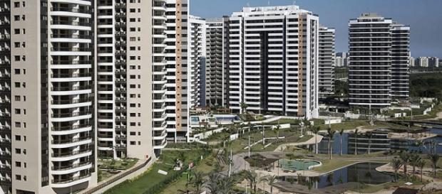 La Villa, albergue de los atletas olímpicos y paralímpicos, cuenta con más de 3.604 departamentos y 31 edificios