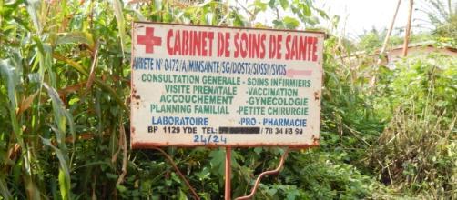 Centre de santé à Nkoulou - international - CC BY