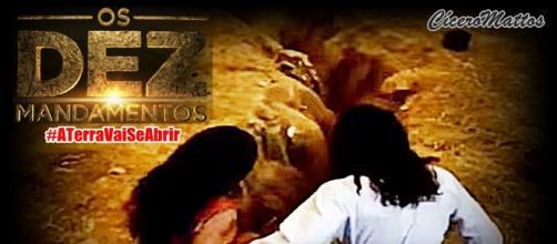 Corá e Bina serão engolidos pela terra