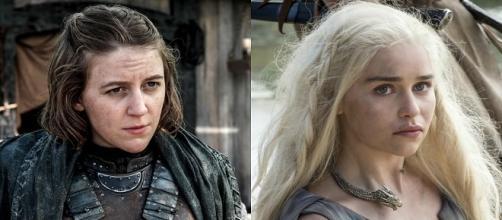 Daenerys y Yara podrían ser la sorpresa del final de la temporada