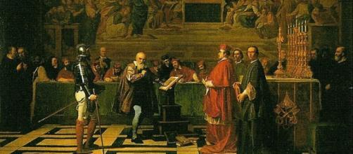 El juicio contra Galileo Galilei