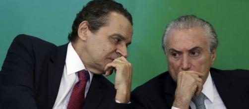 Henrique Eduardo Alves pediu demissão do Turismo