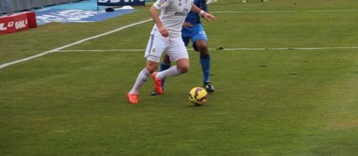 Karim Benzema, 28 anni, del Real Madrid e non convocato dalla Francia per l'Europeo.