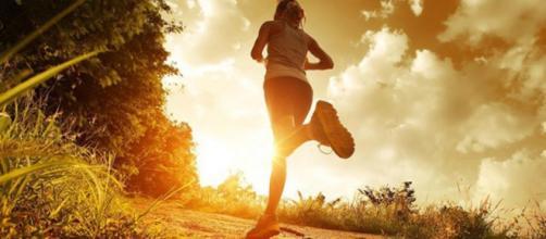 La corsa rientra tra le attività aerobiche