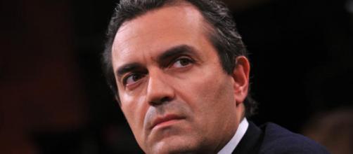 Luigi De Magistris, sindaco di Napoli e candidato al ballottaggio del 19 giugno