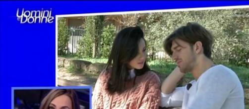 U&D, Andrea e Giulia gossip news