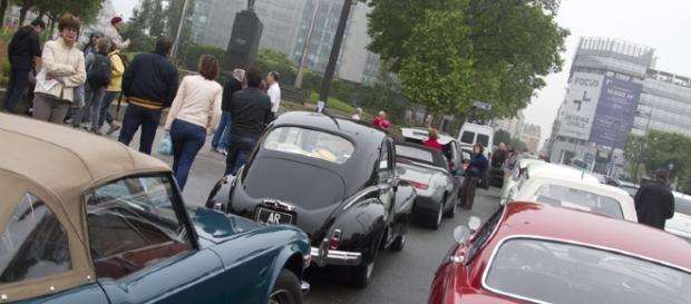 Des autos interdites à Paris intra-muros
