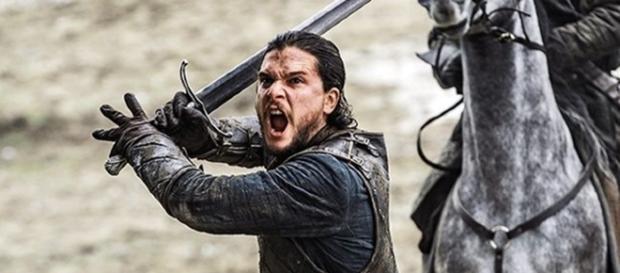 Jon Snow e seus aliados contra o exército dos Bolton (Foto: HBO)