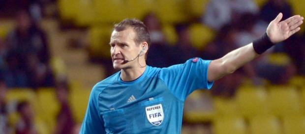 Pavel Kralovec, arbitrul central al meciului România-Albania