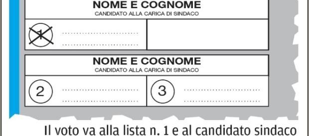 Sindaci, consiglieri e doppia preferenza: ecco come si vota ...