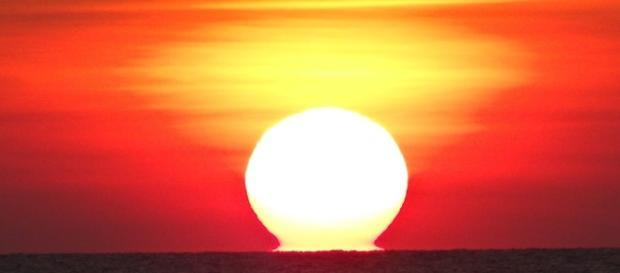 Temperatura sofre queda com ausência de manchas no Sol