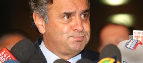 Aécio Neves é citado em novo esquema de propina da Petrobras (Fonte: O Globo)