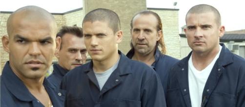 """Alcuni dei protagonisti di """"Prison Break"""", una delle prime serie TV internazionali di grande successo"""