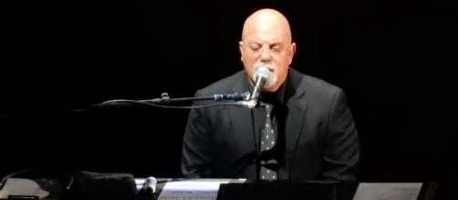 Billy Joel performing live at Madison Square Garden. Photo by slgckgc, courtesy of Wikimedia Commons