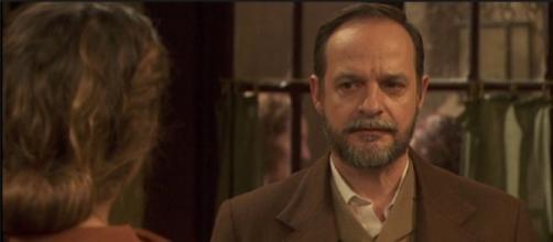 Il Segreto, anticipazioni puntata 1065: Emilia rinnega Raimundo