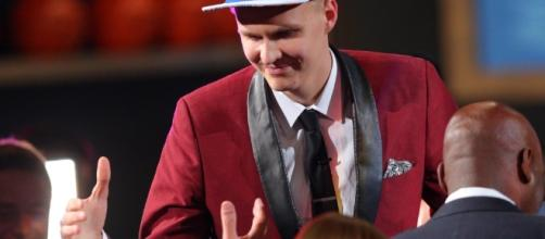 Kristaps Porzingis the one bright spot in recent years.