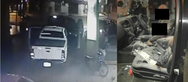 Vídeo mostra Rei do Tráfico sendo fuzilado