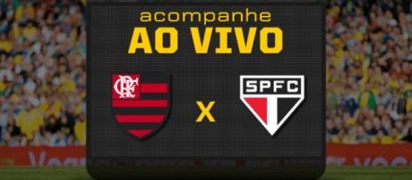 Assistir Flamengo x São Paulo ao vivo