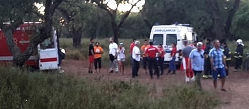 Acidente ocorreu em Canhestros no concelho de Ferreira do Alentejo
