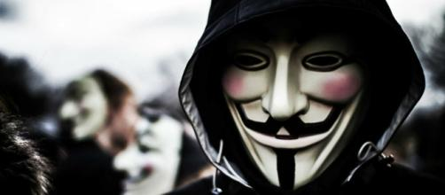 Anonymous contra el estado islámico.