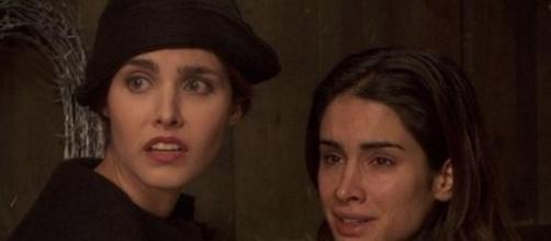 Anticipazioni 'Il Segreto' episodio 21 giugno: Ines e Amalia.