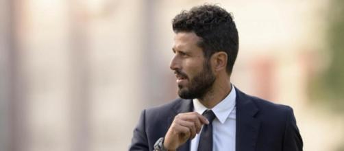 Fabio Grosso, tecnico della Primavera della Juventus.