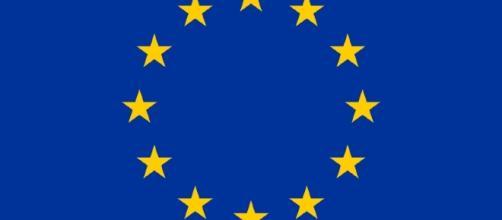 The European Union flag, courtesy Wikipedia