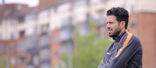 Il tecnico della Primavera della Juventus, Fabio Grosso.