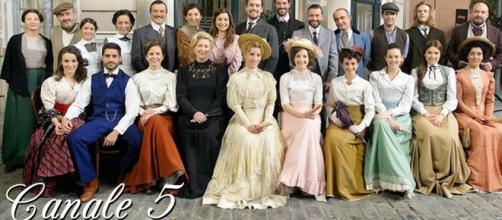 La telenovela spagnola targata Mediaset