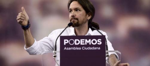 Pablo Iglesias. Foto tomada de Internet.