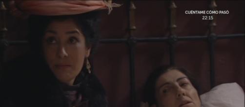 Una Vita, anticipazioni agosto: Rosina chiede scusa a Pablo