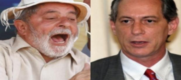 Ciro ataca Lula e Temer e imprensa diz que ele é a 'cabritinha' do ex-presidente