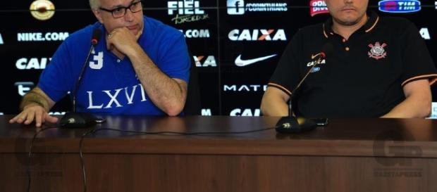 Dirigentes do Corinthians negociam com Cristóvão Borges